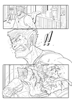 Wolverine vs Deadpool Sample by adhytcadelic