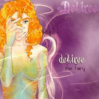 Deliree - The Fairy by Kaneladit