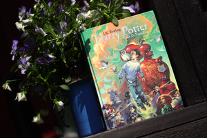 Harry Potter I by PhotosandBooks