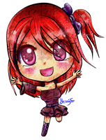 Niri Chibi by FaithWalkers