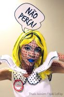 Pop Art - Make Up by Yukilefay