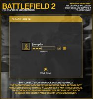 Battlefield 2 Logon by Josephs