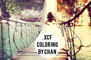 .xcf Gimp Coloring#3 by ChanGraphic by ChanGraphics