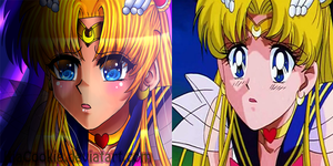 Screenshot Redraw Super  Sailor Moon by KiaCookie