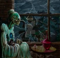 The Toy Maker's Widow by groshelle