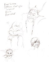HTTYD sketchy fun by Silent-nona-light