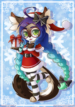 Merry Krismas by padfootlet