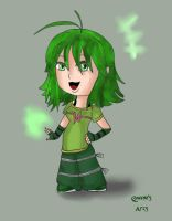 Chibi practice : Jewel by x-Dragonqueen-x