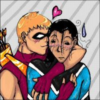 SpeedyxAqualad by hemachandra