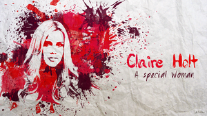 Claire Holt [Painting Effect] by TVDavidsan