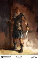 Ryse: Son of Rome by Killborn