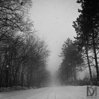 the dark road to nowhere by retrimer