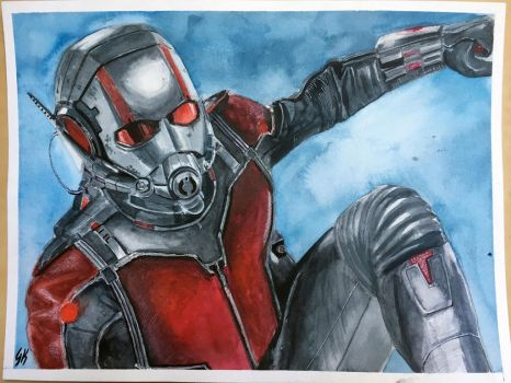 Ant-Man by gk1903