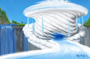 Storm Hall by Poniker