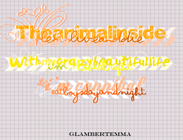 3 Png's Kesha songs by glambertemma