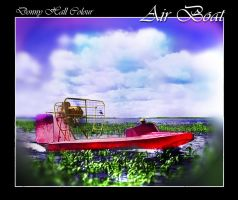 Airboat Colorization I by digitaltwist