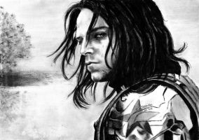 Winter Soldier by Someone-Else79