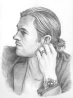 Chris Hemsworth 3 by Norloth