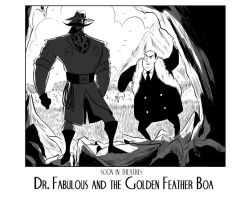 VOID fanart: Dr. Fabulous by underwoodwriter