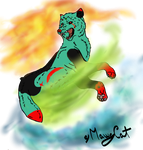 Three Elements by Mawy-Cat