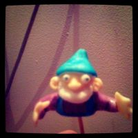 Fondant Gnome 02 by AdaBerry