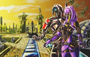 Homecoming by Lakdav