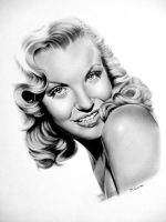 Marilyn by kiksalix