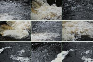 I.F. Water Textures 4 by Tasastock