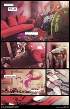 TMNT: Showdown - Page 26 by Ahrrr