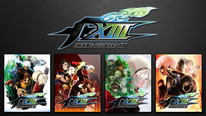 The King of Fighters XIII Pack by dander2