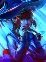 Wadanohara by Rene-Elric
