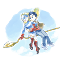 Billy and Courtney by Sii-SEN