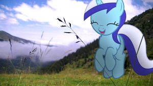 [MLP en vrai] Minuette Happy by VBASTV
