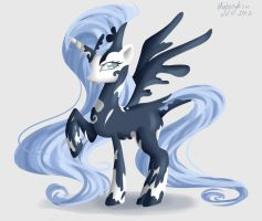 Icy Sirenix in MLP Style by HappyKsu