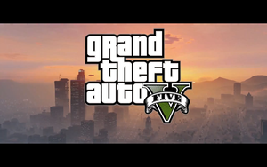 GTA V Official Trailer Wallpaper by MrLoLLiPoP93