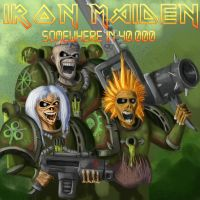 Iron Maiden: Somewhere in 40k by AntonMoscowsky