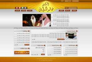 Dr Khaled Website by mmohamed