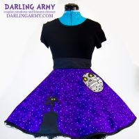 Majora's Mask Legend of Zelda Skirt by DarlingArmy