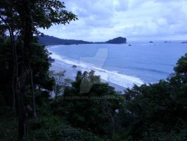 Behold The Costa Rican Coast by Haxorus54