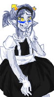 Maid Equius by sleuthingLicorice