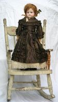Antique doll stock 8 by rustymermaid-stock