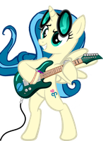 Guitar me OC by mirry92