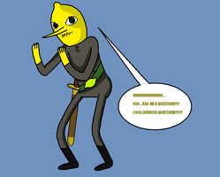 Ask The Earl (s) of Lemongrab by adam1875