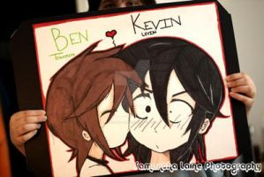 Poster- Bevin by PieMan-pwns
