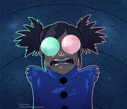 SATURNZ BARZ - Noodle by itsaaudra