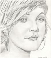 Drew Barrymore by daisie-abacus