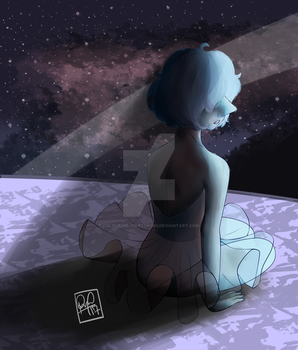 Blue Pearl by colourful-crayons95