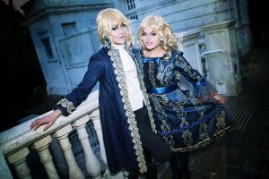 Lestat and Claudia by XII12