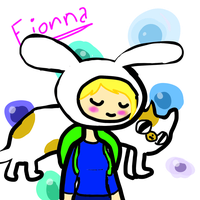 Fionna by Kittenzarecute123