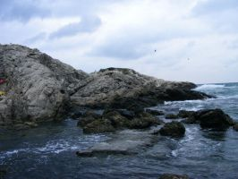 Sea stock 4 by annakybele-stock